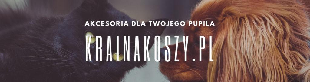 Artykuły dla psów i kotów - KrainaKoszy.pl
